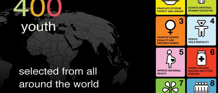 4000 jóvenes seleccionados alrededor del mundo