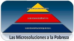 LAS MICROSOLUCIONES A LA POBREZA