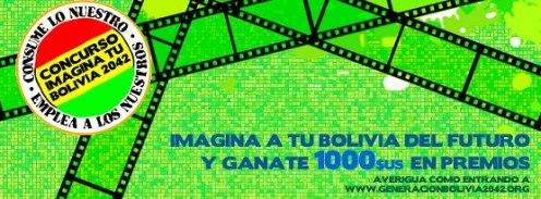 Concurso Imagina tu Bolivia
