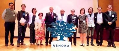 Emprendedores Ashoka 2013