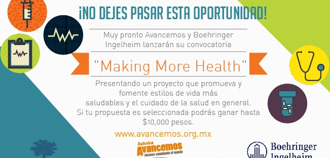 Se Buscan Jóvenes Emprendedores con Proyectos en Temas de Salud