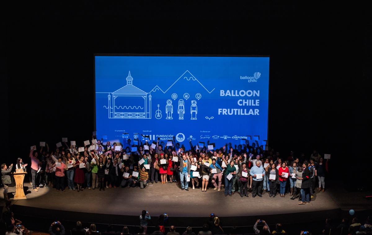 Programa de innovación social: Balloon Latam abre convocatoria en Chile